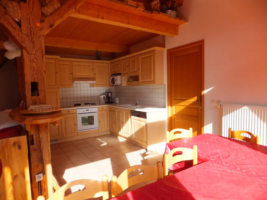 Rent a chalet near Morzine, in Montriond