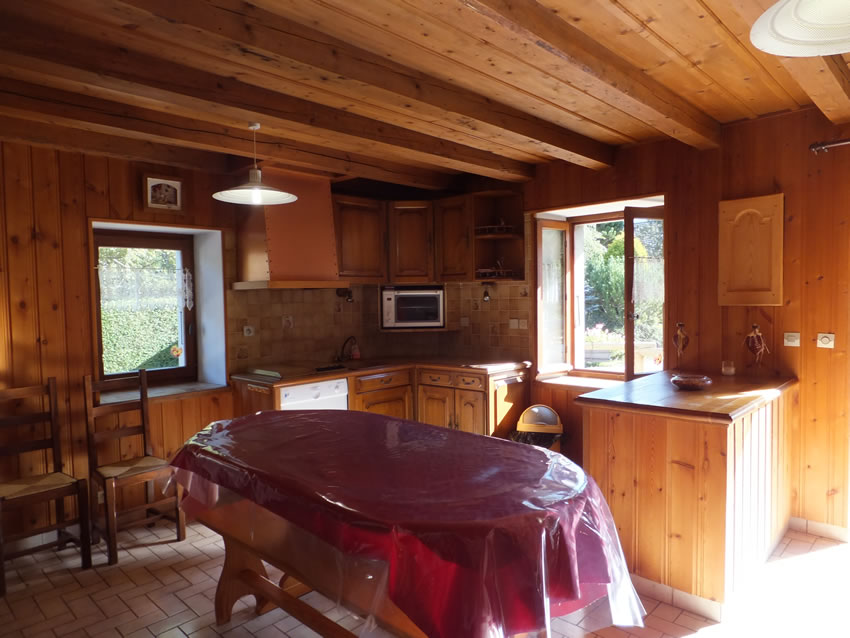 Rent a nice chalet in the alps near Morzine. In Montriond, Portes du Soleil