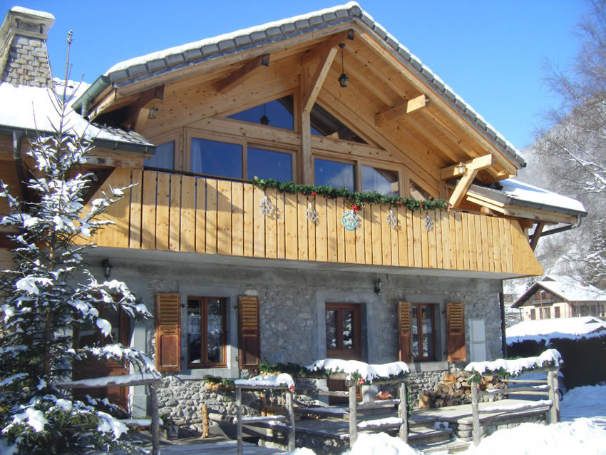Rent a chalet in Morzine